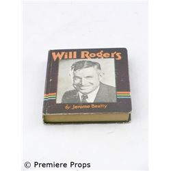 Will Rogers Book