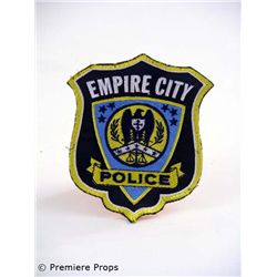 Superhero Movie Empire City Police Patch
