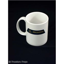 Superhero Movie Amalgamated Pharmaceuticals Mug