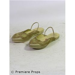 Outlander Women's Shoes Movie Props