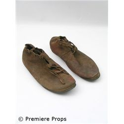 Outlander Kainan's Shoes Movie Props