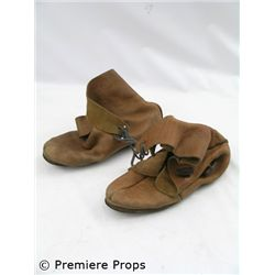 Outlander Wulfric's Shoes Movie Props