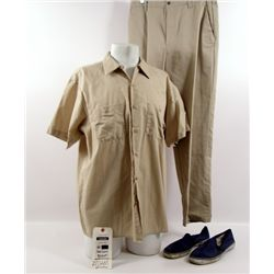 Out of the Furnace Russell Baze (Christian Bale) Costume