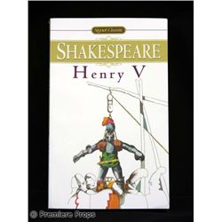 Charlie Bartlett Henry V by Shakespeare Picture