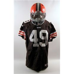 Draft Day Cleveland Browns Uniform Costume