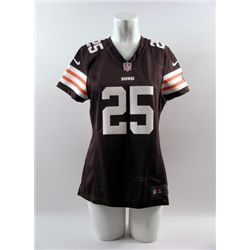 Draft Day Jennifer Garner Cleveland Browns Jersey