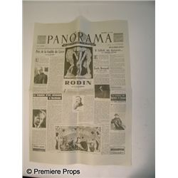 Inglourious Basterds Panorama Newspaper