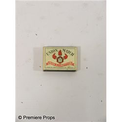 Inglourious Basterds Matchbook Prop