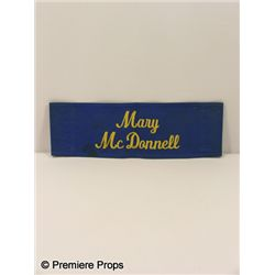 Mary McDonnell Chair Back