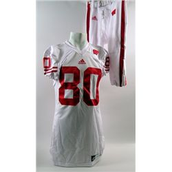 Draft Day Wisconsin Badgers Football Uniform Movie Costumes