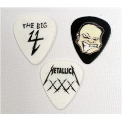 Metallica Guitar Picks