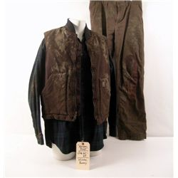 Prisoners Keller Dover (Hugh Jackman) Movie Costumes