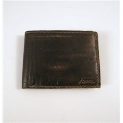 Transcendence Wynston Vose Wallet Movie Props