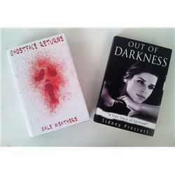 Scream 4 Ghostface Returns/Out Of Darkness Book Props