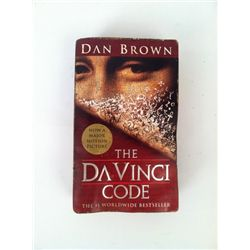 Book of Eli Da Vinci Code Book Prop