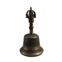 The Mummy Returns (2001) Brass Bell Movie Props