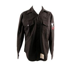 Battleship Military Shirt Movie Costumes