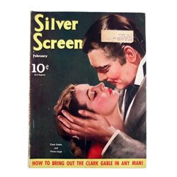 Gone With The Wind Original Silver Screen Magazine (1940)