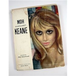 Big Eyes Screen Used MDH Book Movie Props
