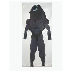 Underworld: Rise of the Lycans Body Suit Movie Props