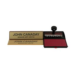 Big Eyes John Canaday (Terence Stamp) Movie Props