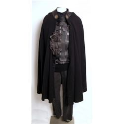 Last Knights Rodrigo (Daniel Adegboyega) Hero Movie Costumes