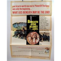 Beneath The Planet Of The Apes Poster Movie Poster