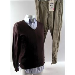 They Came Together Oliver (Jack McBrayer) Movie Costumes