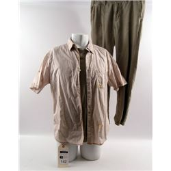 Dolphin Tale 2 Reed Haskett  (Kris Kristofferson)  Movie Costumes