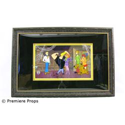 Johnny Bravo Signed LE Painting