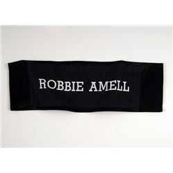 The Duff Robbie Amell's Chair Back