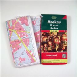 Mortdecai Russian Maps Movie Props