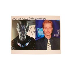Falling Skies Cochise (Doug Jones) Signed Photo