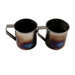 Falling Skies Season 3 Maggie (Sarah Carter) Camping Mugs Movie Props