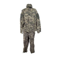 Falling Skies Military Costume