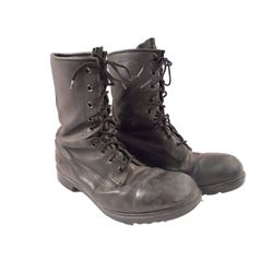 Falling Skies Col. Weaver (Will Patton)  Boots Movie Props