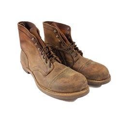 Falling Skies Lar's (Jared Keeso) Boots Movie Props