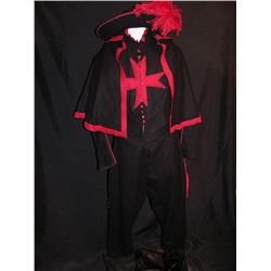 The Three Musketeers Cardinal Guard Movie Costumes