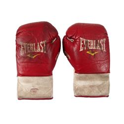 Southpaw Ramone (Victor Ortiz) Boxing Gloves Movie Props