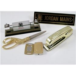 Southpaw Jordan Mains (50 Cent) Desk Accessories Movie Props