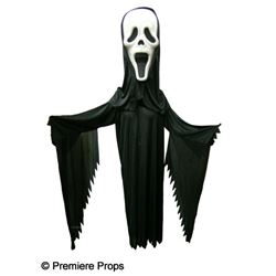 Scream 4 Ghostface Hood/Robe Movie Costumes