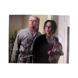 Amazing Spider-Man (2012) Martin Sheen/Sally Field Autographed Production Photo