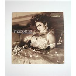 "Madonna ""Like a Virgin"" Promotional LP"