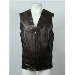 The Last Stand Tony Nowak Leather Vest Movie Costumes