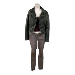 Falling Skies Season 5 Caitlin (Julia Sarah Stone)  Movie Costumes