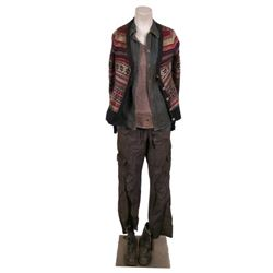 Falling Skies Season 5 2nd Mass Woman (Angela Uyeda)  Movie Costumes