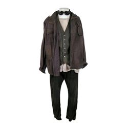 Falling Skies Mothball (Hugo Ateo) Movie Costumes