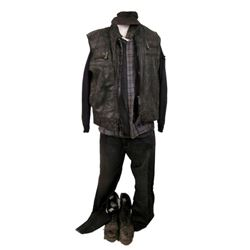 Falling Skies Pope Man 2 (Zach) Movie Costumes