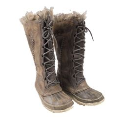 Falling Skies Teresa's (Laine MacNeil) Boots Movie Props