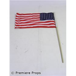 Knowing American Flag Movie Props